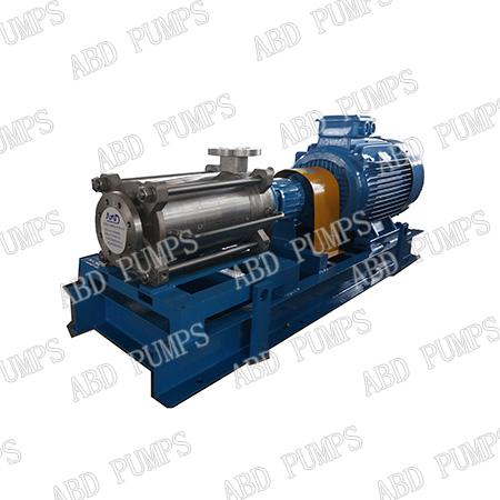 MPE系列-60bar-臥式多級高壓泵